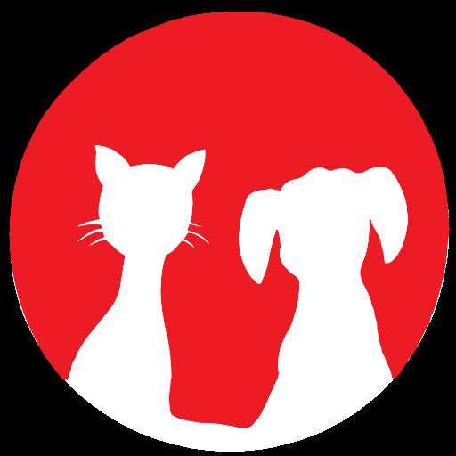 Solrød Dyrekliniks logo